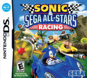 Sonic & SEGA All-Stars Racing - Nintendo DS Box Art