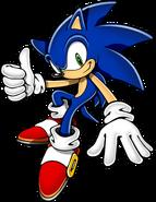 Sonic Channel Sonic art 1