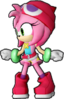 Sonic Runners Amitie Style Amy Model