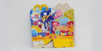 McDonald's French 2004 Happy Meal Box