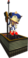 Sonic Doll - The true faker