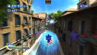 Sonic Generations RR Boosting