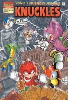 Archie Knuckles (miniseries) Issue 3