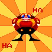 Drift Eggman Victory 1