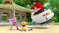 SB S1E19 Amy vs Eggman