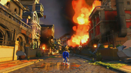 Sonic Forces poziom 3