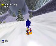 Ice Cap DX Sonic 58