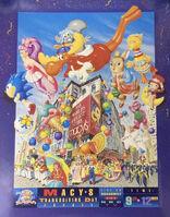 Macys 1996 poster