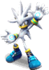 Silver the Hedgehog (SRZG)
