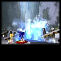 Sonic Adventure Credits (Sonic 10)