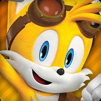 Sonic Dash 2 Tails Icon