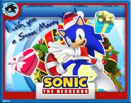 StHOTC Sonic the Hedgehog Christmas