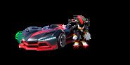 Team Sonic Racing Shadow