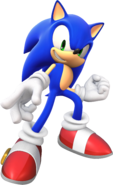 Unleashed Sonic art 6