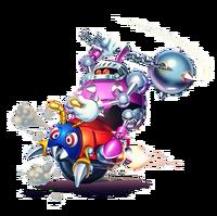 Heavy Rider - Sonic Mania