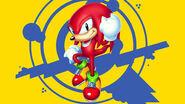 Knuckles Steam Card Sonic Mania