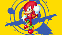 Knuckles Steam Card Sonic Mania