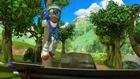S1E44 Hipster Sonic jump