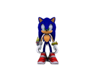 SA2 Model Sonic