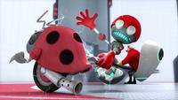 SB S1E23 Motobug shock Orbot