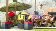 SB S1E23 Orbot Cubot Team Sonic