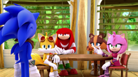 SB S1E34 Team Sonic the way you said it