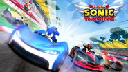 Team Sonic Racing promo 1