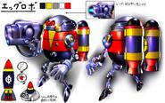 EggRobo koncept