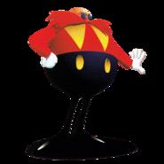 Eggman Chaotix art