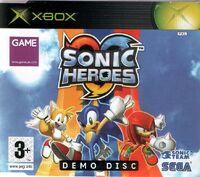 SonicHeroes Xbox EU Demo
