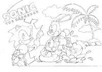 Sonic 1 Concept 11