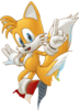 Sonic Jump - Miles Tails Prower