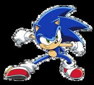 Sonic Sonic X 4