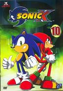 Sonic X FRA DVD 10