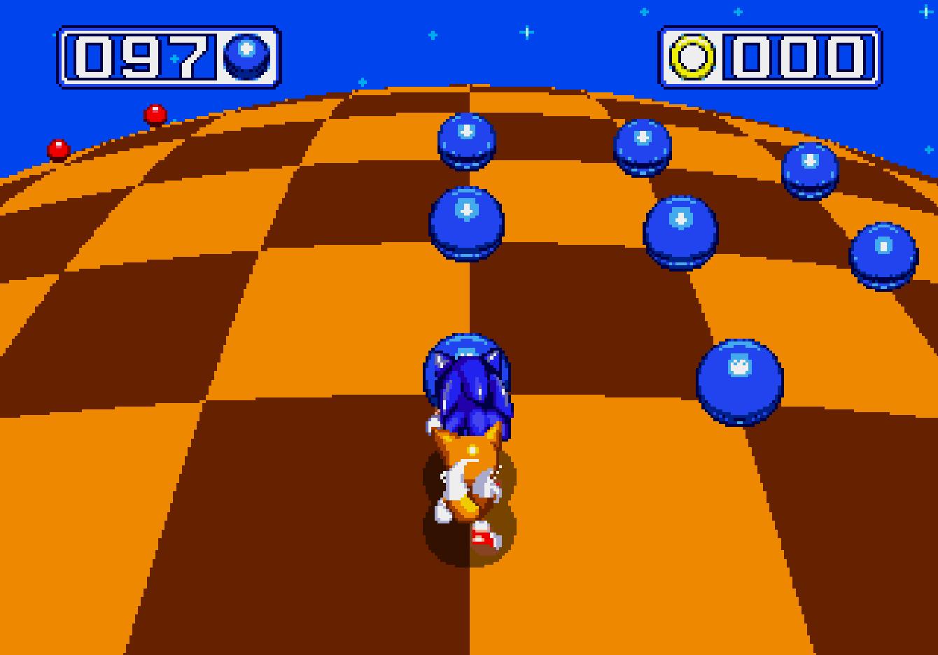 Специальный этап (Sonic the Hedgehog 3)