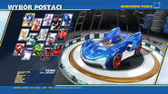 Team Sonic Racing Character Select 01