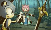 Cutscene - Knight's Lesson (Screenshot 1)