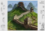 Dragon Road koncept