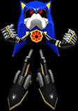 Metal Sonic Rivals costume 5
