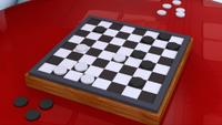 SB S1E38 Checkers board
