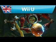 Sonic Boom- Rise of Lyric - Gamescom Trailer (Wii U)