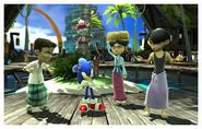 Sonic Unleashed - Residentes de Adabat