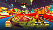Sunshine Tour 09