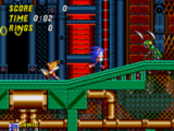 Metropolis Zone (Sonic the Hedgehog 2)