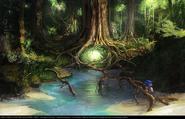 Jungle Joyride koncept 2