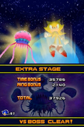 Mother Wisp and Super Sonic