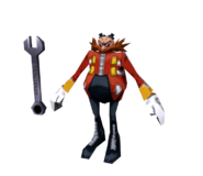 Chronicles Model Eggman