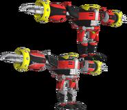 Forces Model Omega