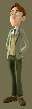 Professor Pickle's Assistant