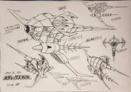 Sonic X Metarex Concept 4
